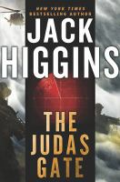 Cover image for The Judas Gate. bk. 18 : Sean Dillon series