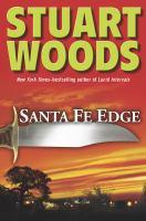Cover image for Santa Fe edge. bk. 4 : Ed Eagle series