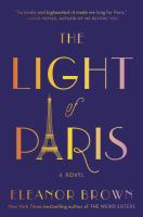 Cover image for The light of Paris