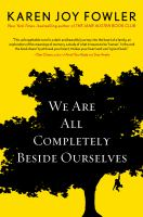 Cover image for We are all completely beside ourselves
