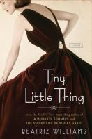 Cover image for Tiny little thing