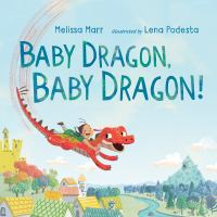 Cover image for Baby dragon, baby dragon!