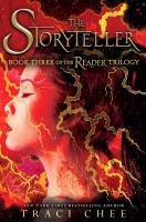 Cover image for The storyteller. bk. 3 : Sea of ink and gold series