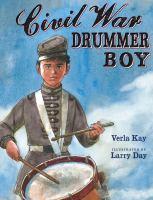 Cover image for CIVIL WAR DRUMMER BOY