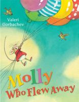 Cover image for Molly who flew away
