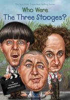 Imagen de portada para Who were the Three Stooges?