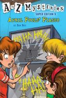 Cover image for April Fools' fiasco. bk. 9 : A to Z mysteries. Super edition series