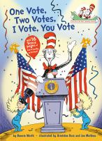 Cover image for One vote, two votes, I vote, you vote