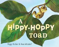 Cover image for A hippy-hoppy toad