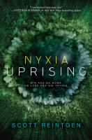 Cover image for Nyxia uprising. bk. 3 : Nyxia Triad series