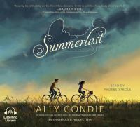 Cover image for Summerlost [sound recording CD]