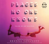 Cover image for Places no one knows [sound recording CD]