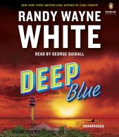 Cover image for Deep blue. bk. 23 [sound recording CD] : Doc Ford series
