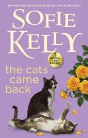 Cover image for The cats came back. bk. 10 : Magical cats series