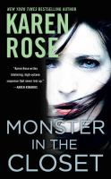 Imagen de portada para Monster in the closet. bk. 5 : Baltimore series