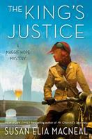 Imagen de portada para The king's justice. bk. 9 : Maggie Hope mystery series