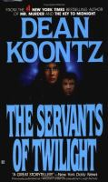 Cover image for The servants of twilight