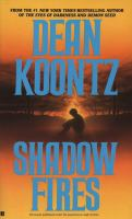 Cover image for Shadowfires