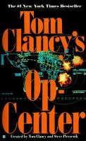 Cover image for Op-center. bk. 1 : Tom Clancy's Op-center series