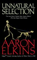 Cover image for Unnatural selection. bk. 13 : Gideon Oliver series