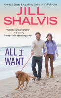 Cover image for All I want. bk. 7 : Animal magnetism series