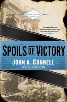 Cover image for Spoils of victory. bk. 2 : Mason Collins series