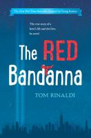 Cover image for The red bandanna