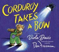 Imagen de portada para Corduroy takes a bow