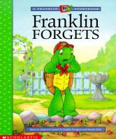 Cover image for Franklin forgets