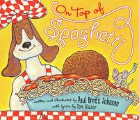 Cover image for On top of spaghetti