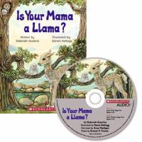 Cover image for Is your mama a llama?