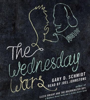 Cover image for The Wednesday wars