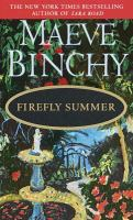 Cover image for Firefly summer