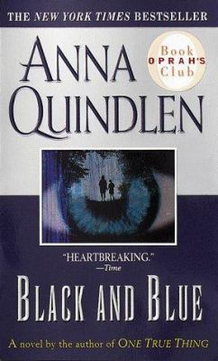 Cover image for Black and blue : a novel
