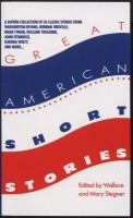 Cover image for Great American short stories