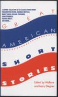 Imagen de portada para Great American short stories