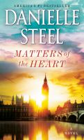 Cover image for Matters of the heart