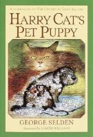 Cover image for Harry Cat's pet puppy
