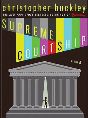 Cover image for Supreme courtship
