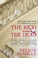 Cover image for Mystery Writers of America presents the rich and the dead