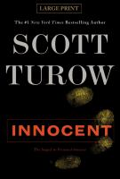 Cover image for Innocent. bk. 8 : Kindle County series