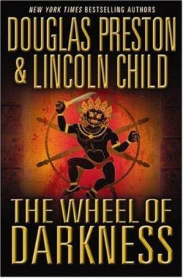 Cover image for The wheel of darkness. bk. 8 : Pendergast series