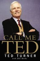 Cover image for Call me Ted