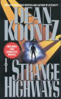 Cover image for Strange highways