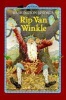 Cover image for Washington Irving's Rip Van Winkle