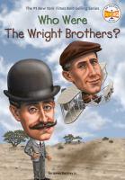 Imagen de portada para Who were the Wright Brothers?