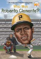 Imagen de portada para Who was Roberto Clemente?