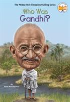 Cover image for Who was Gandhi?