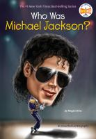 Cover image for Who was Michael Jackson?