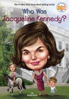Imagen de portada para Who was Jacqueline Kennedy?